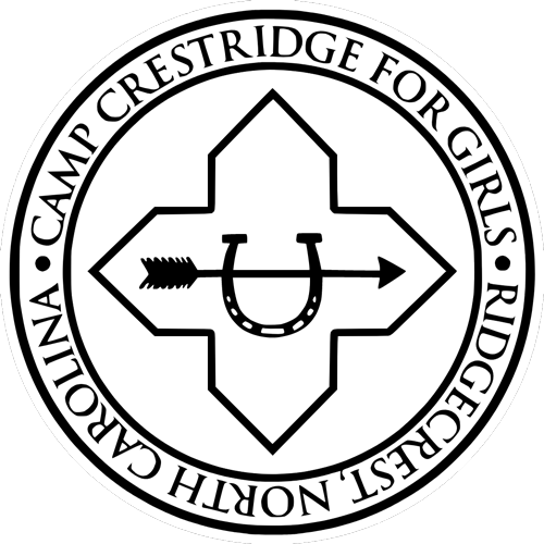 Crestridge for Girls Christian Summer Camp Logo
